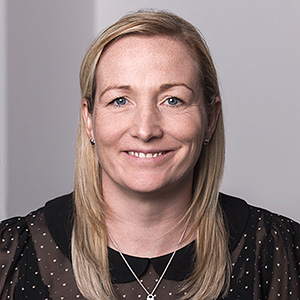 Rebecca Barnes – Financial Controller, Forrester Hyde